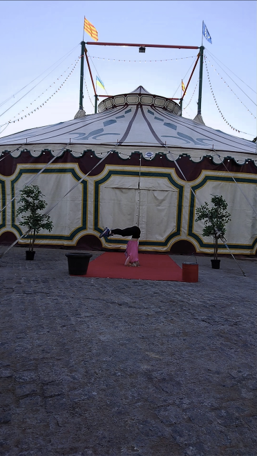 Circus Headstand